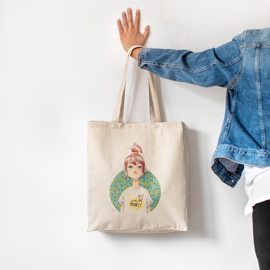 Bolso Esther Gili «Do the Monkey»