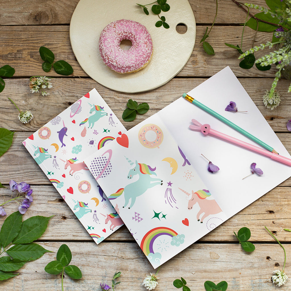 Cuaderno «Unicorns»