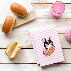 Cuaderno «Hot Dog»
