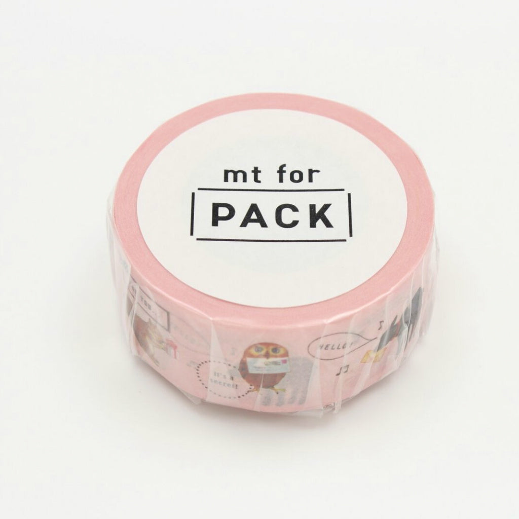 MT Packaging Tape Animals