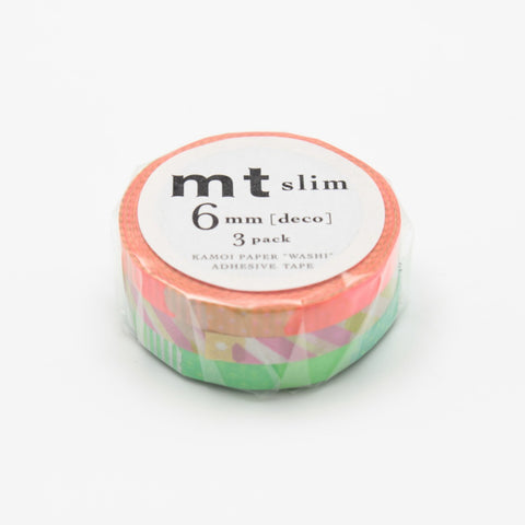 MT Masking Tape Slim Deco E