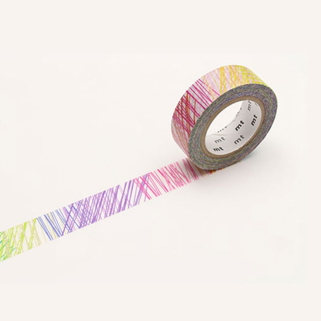 MT Masking Tape Scribble