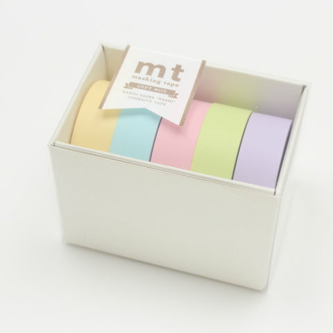 MT Masking Tape Gift Box Pastel