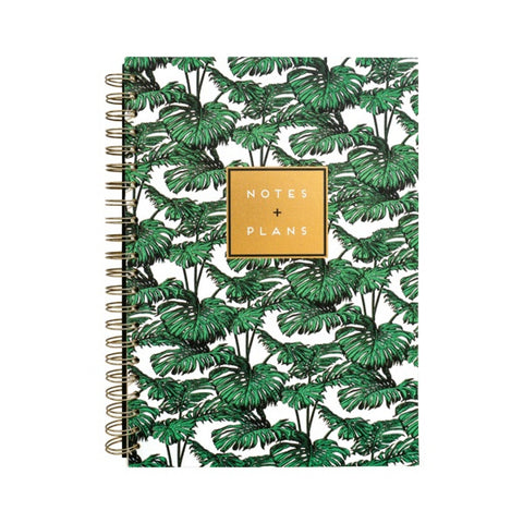 "Cuaderno A4 ""Notes + Plans"" Alice Scott"