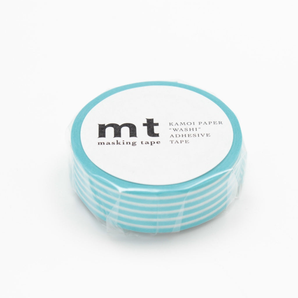 MT Masking Tape Border Pastel Blue