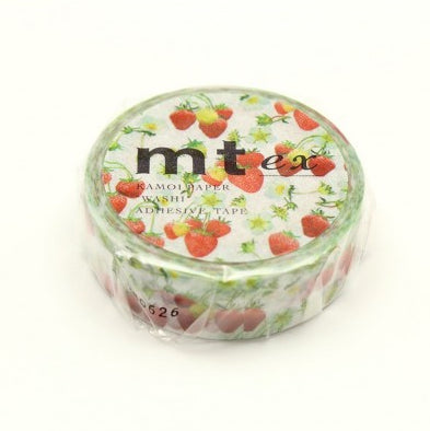MT Masking Tape Strawberry