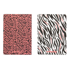 Set de 2 Cuadernos Animal Print