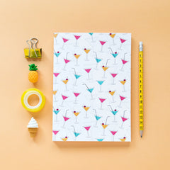 Cuaderno «Cocktail»