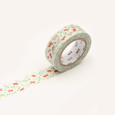 MT Masking Tape Goldfish