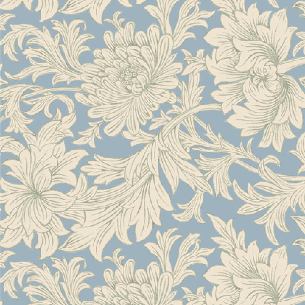 MT William Morris Chrysanthemum Toile (5 cm)