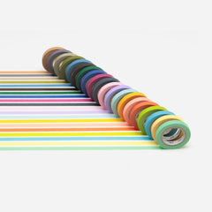 MT Masking Tape 20 Colors