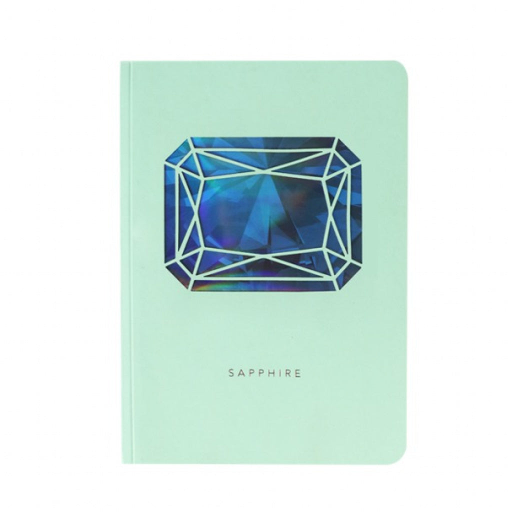 Cuaderno Jewellery Collection «Zafiro»