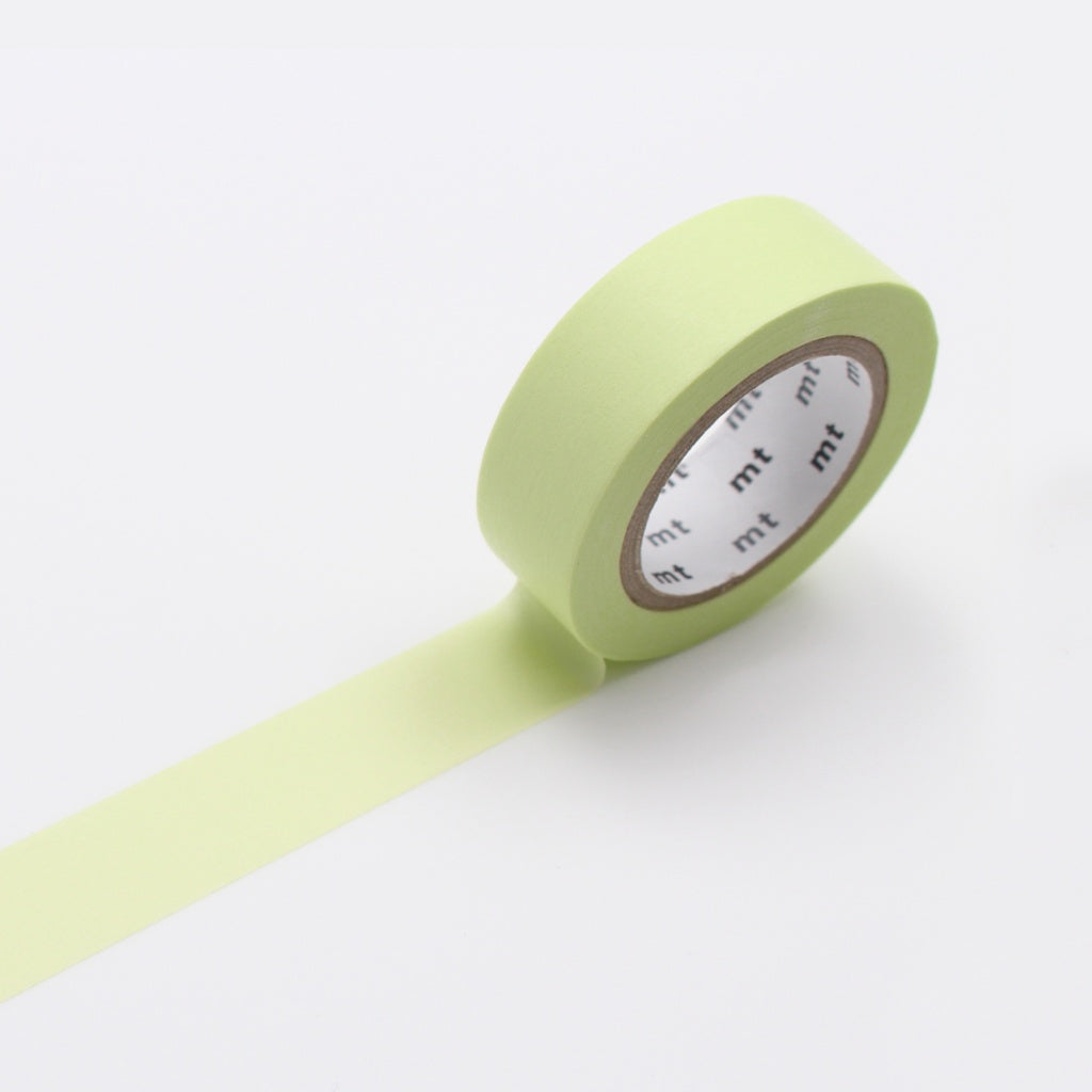 MT Masking Tape Pastel Lime