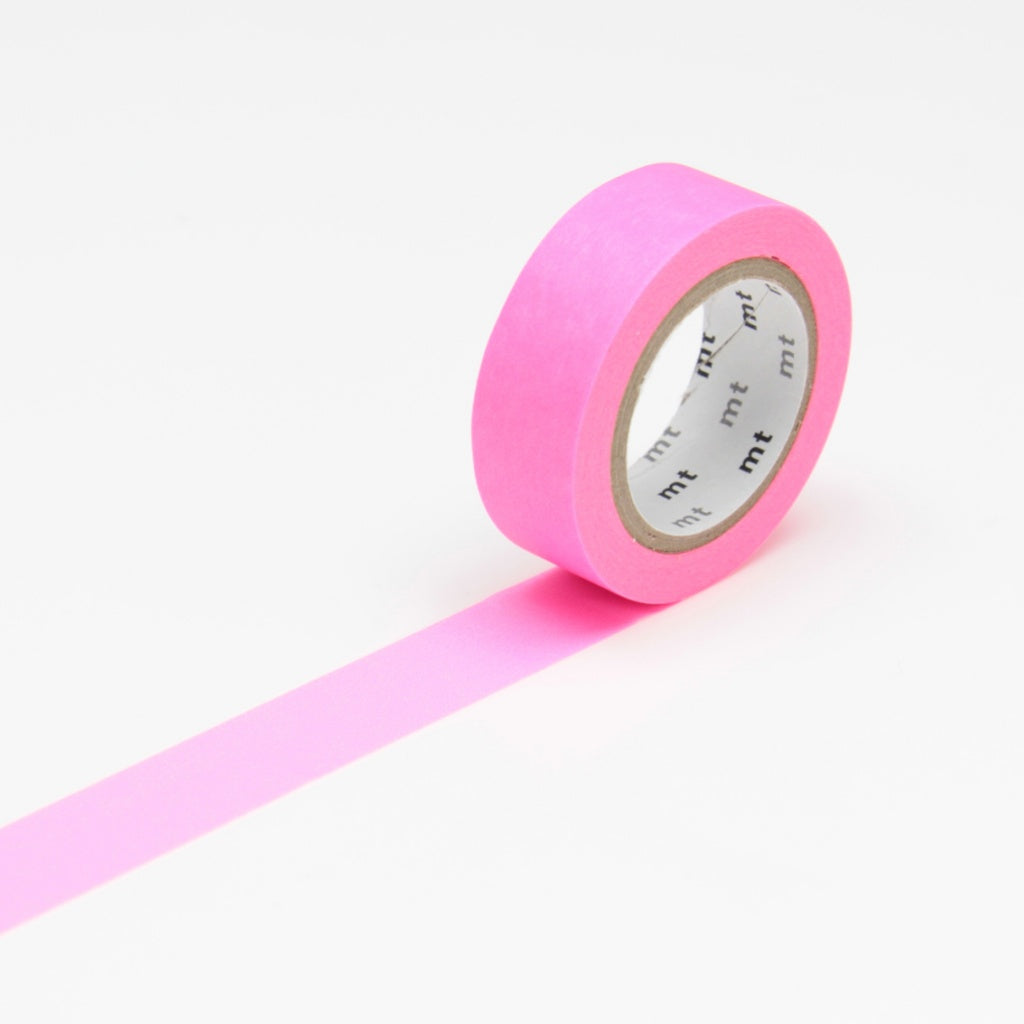MT Masking Tape Shocking Pink