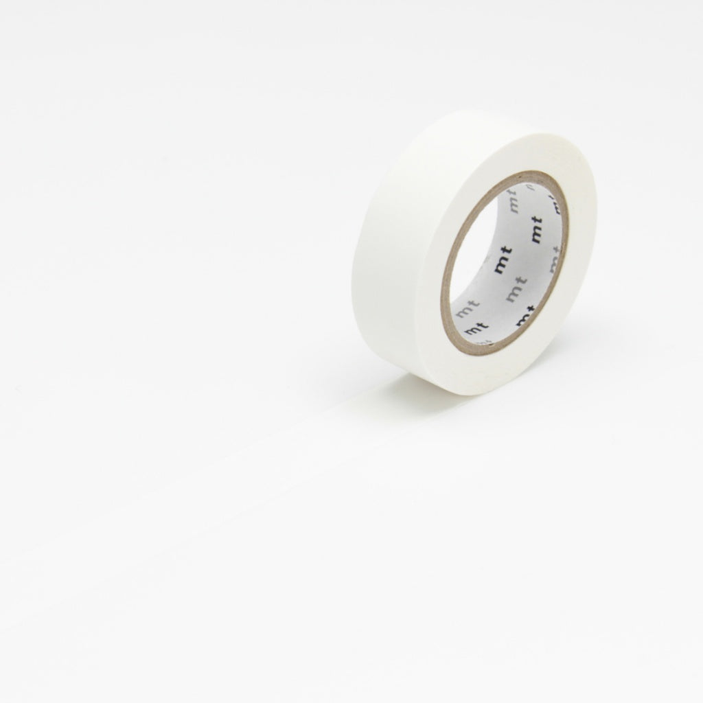 MT Masking Tape Matte White