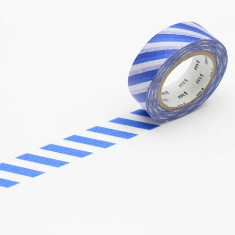 MT Masking Tape Stripe Blue