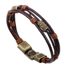 Hand Made Genuine Leather bracelet
