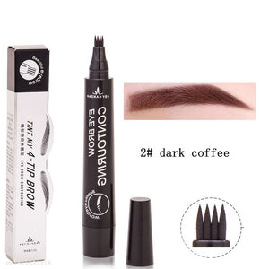 Waterproof Microblading Eyebrow Tattoo Pen