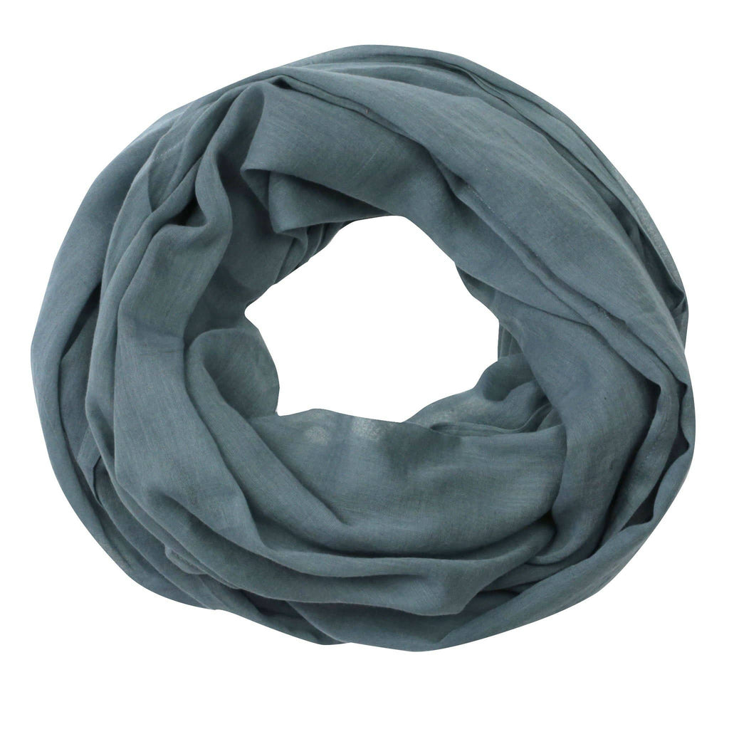 Cloud Solid Color Scarf