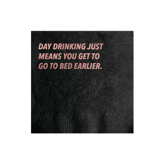 30209 Day Drinking Cocktail Napkin