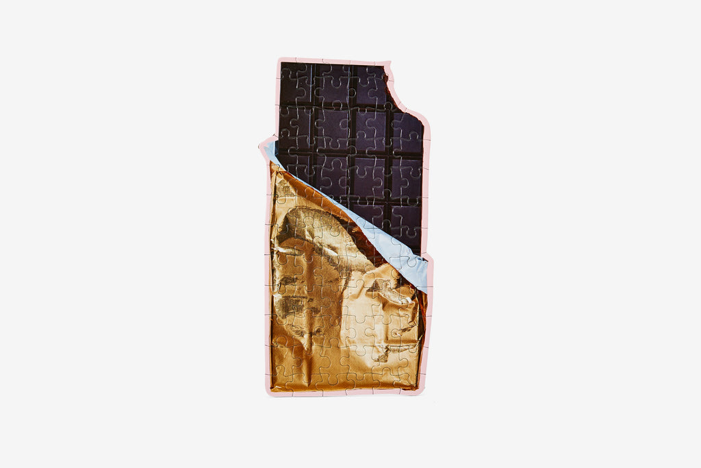 little puzzle thing: chocolate bar