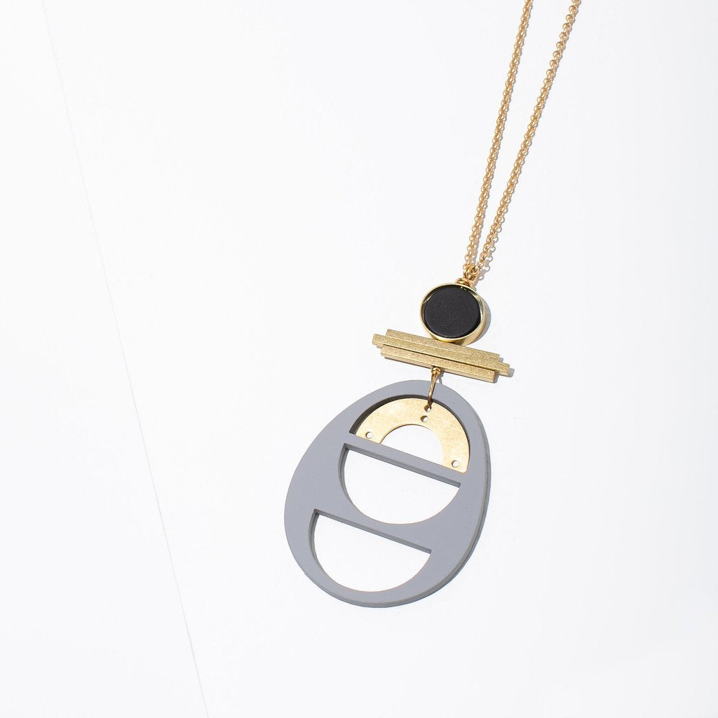 maquette necklace