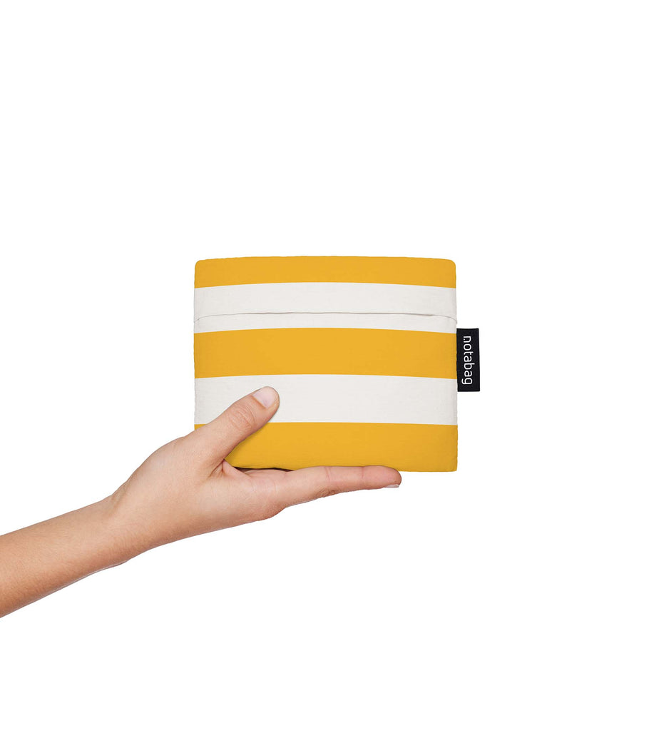 notabag golden stripes