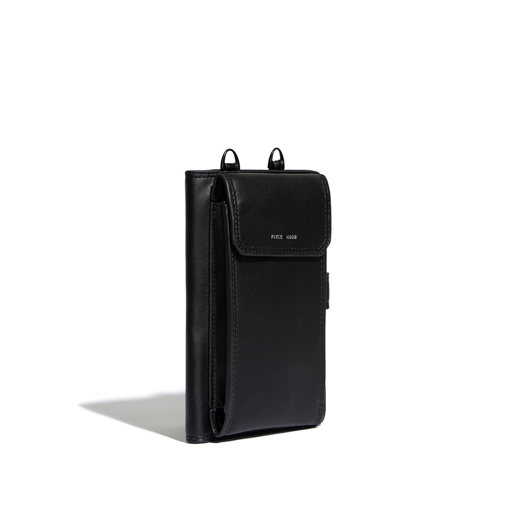 rae phone crossbody black
