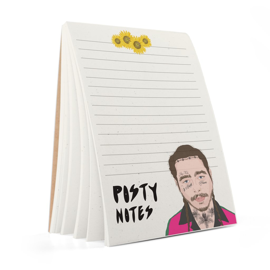 post notepad