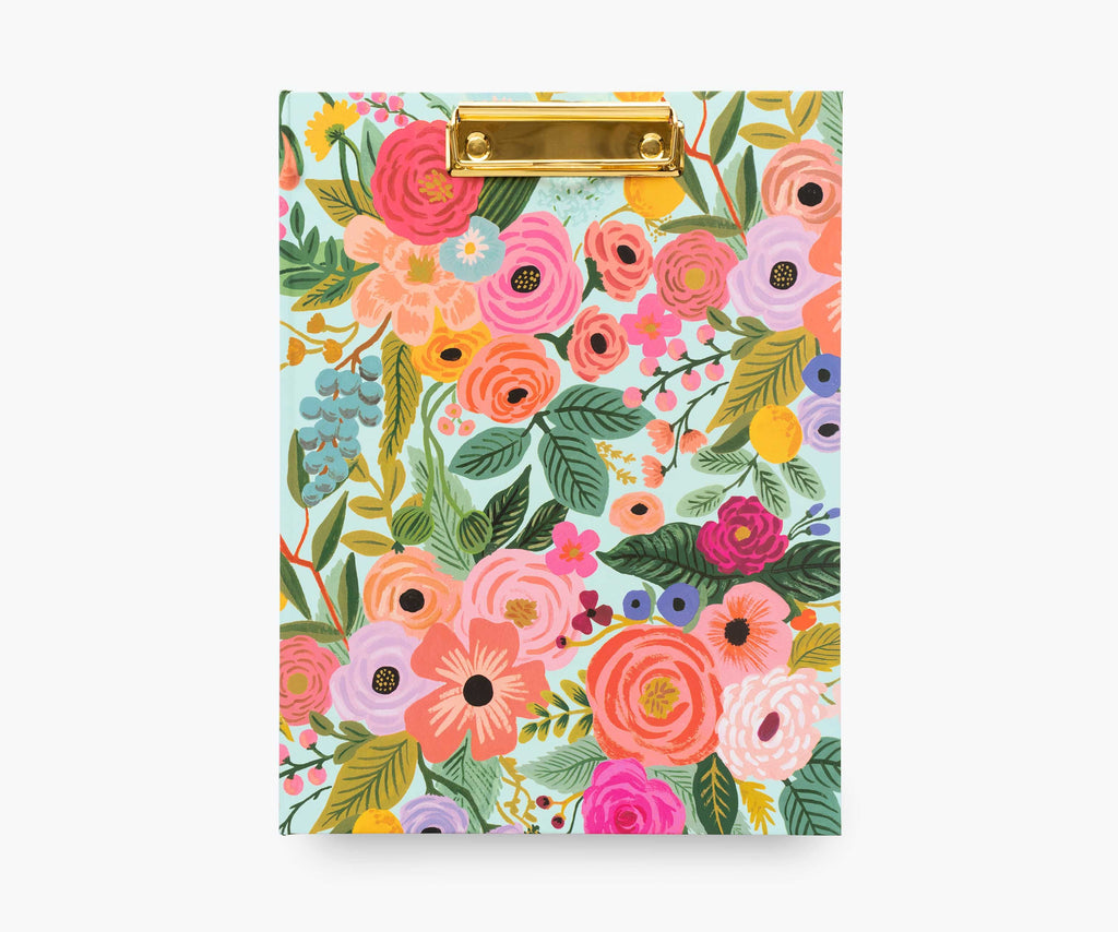 garden party clip folio