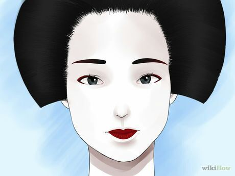 How to do Geisha Makeup