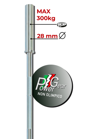 Bilanciere Squat, il miglior bilanciere per lo squat, bilanciere squat powerlifting, bilanciere non olimpico 28 mm