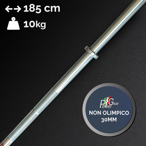 Bilanciere non Olimpico 30mm
