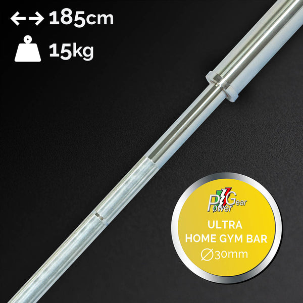Bilanciere palestra olimpico ULTRA Home Gym 30mm | Olympic ULTRA Home Gym Barbell 30mm