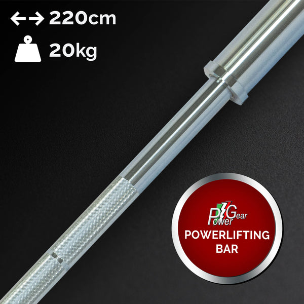 Bilanciere Powerlifting Olimpico Ø30mm | Olympic Powerlifting Barbell Ø30mm