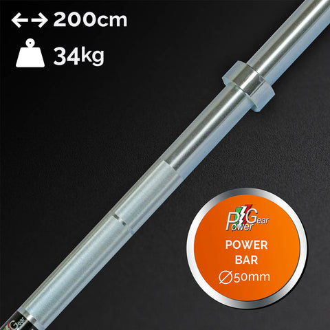 PowerBar Fat Bar da 50mm | Power Bar – Fatbar Ø50mm