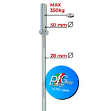 Bilanciere olimpionico home gym ULTRA 28mm | Olympic ULTRA Barbell home gym 28mm