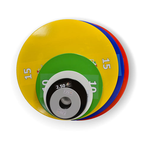 Dischi Olimpionici | Olympic Weight Plates