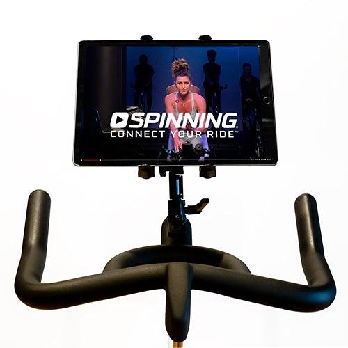 Spinning® Deluxe Media Mount - Compatible with SINGLE Water Bottle Holder