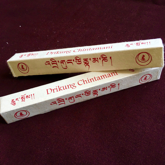 Drikung Chintamani Medicinal Incense