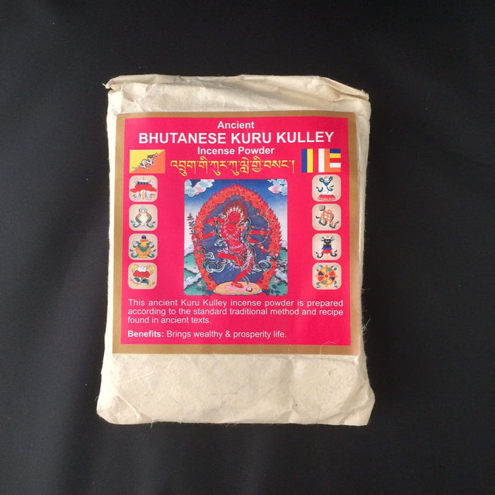 Bhutanese Kurukulle Incense Sang Powder