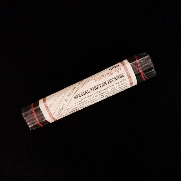 Chandra Devi Amber & Musk Incense