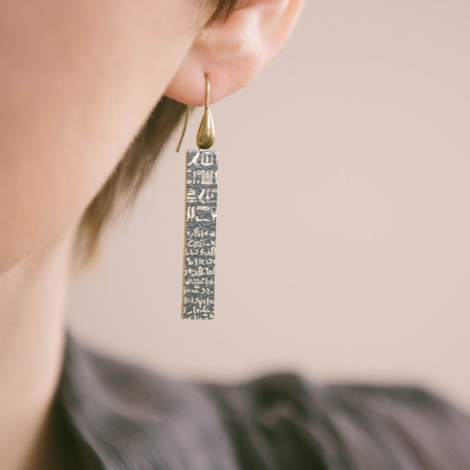 Rosetta Stone Earrings