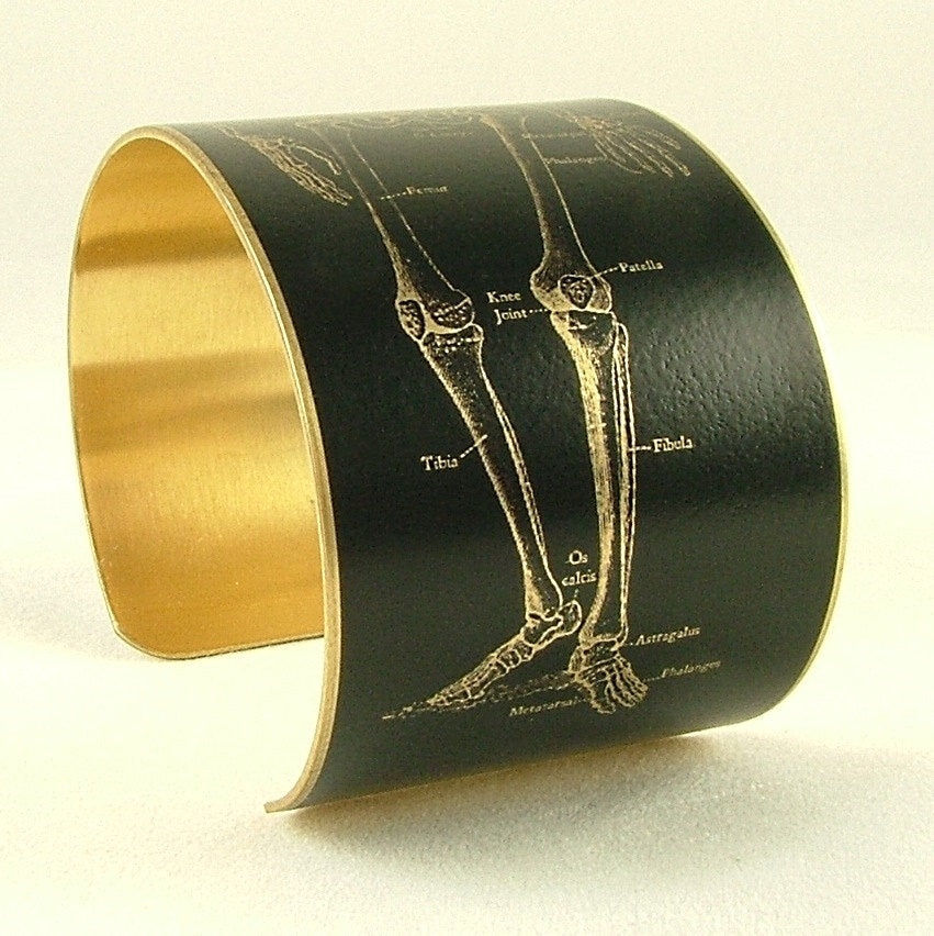 Anatomical Skeleton Cuff