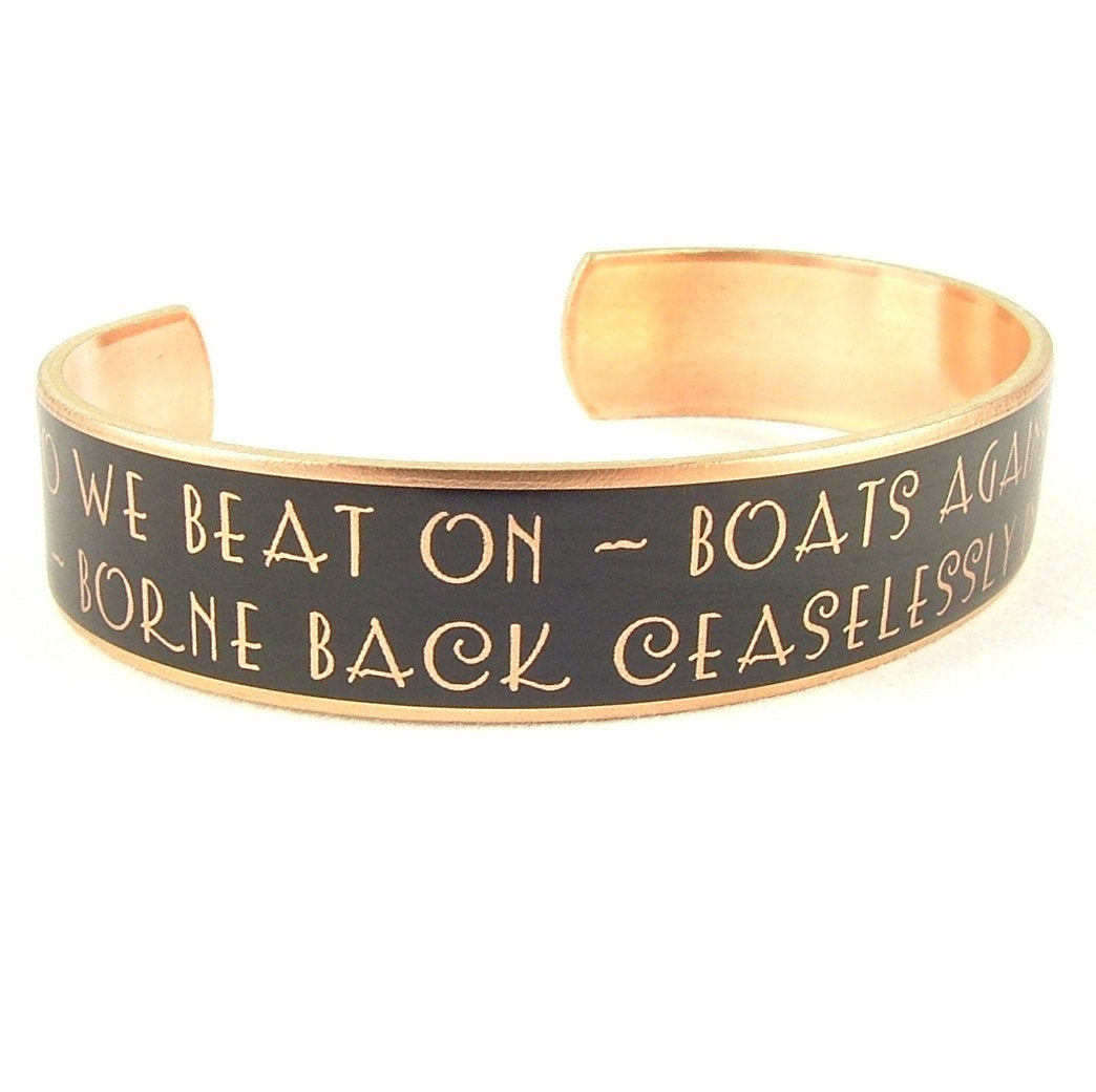 The Great Gatsby Cuff Bracelet