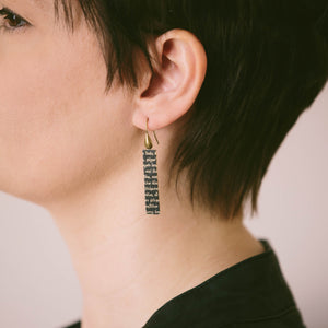Homer's The Iliad Earrings