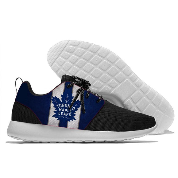 NHL Shoes Sneaker Lightweight Toronto Maple Leafs Shoes For Sale Super Comfort-Running shoes-4 Fan Shop