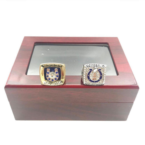 1970 2006 Indianapolis Colts Super Bowl Ring For Sale