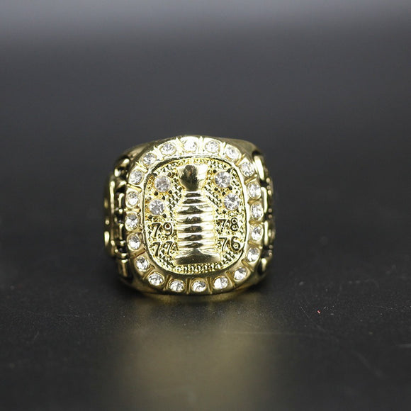 1979 Montreal Canadiens Stanley Cup Ring For Sale
