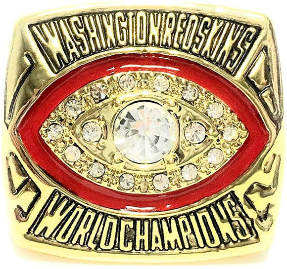 1982 Washington Redskins Super Bowl Rings